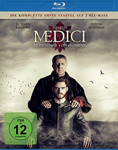 Die Medici Staffel 1: Herrscher von Florenz [Blu-ray]