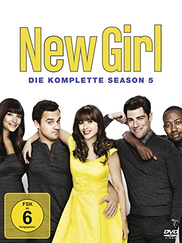 New Girl Staffel 5 (3 DVDs)