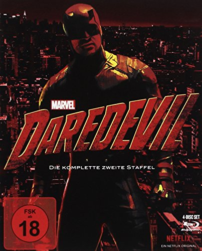 Marvel's Daredevil Staffel 2 [Blu-ray]