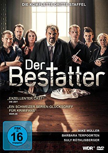 Der Bestatter Staffel 3 (2 DVDs)