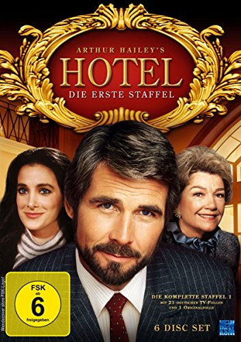 Hotel Staffel 1 (6 DVDs)