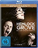 Hemlock Grove - Bis zum letzten Tropfen: Staffel 3 [Blu-ray]