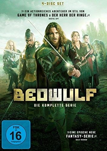 Beowulf Die komplette Serie (4 DVDs)