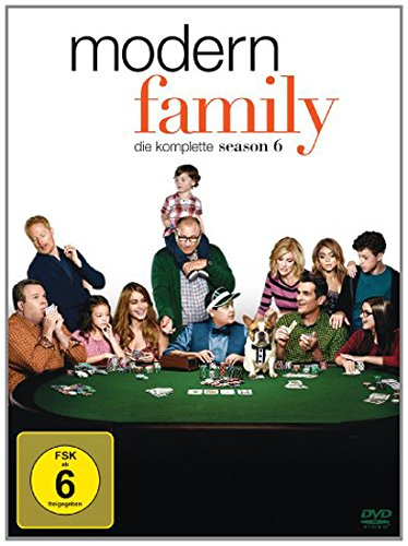 Modern Family Staffel 6 (3 DVDs)