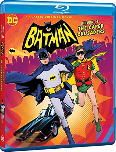 Batman: Return of The Caped Crusaders [Blu-ray] (Italien-Import inkl. dt. Tonspur)