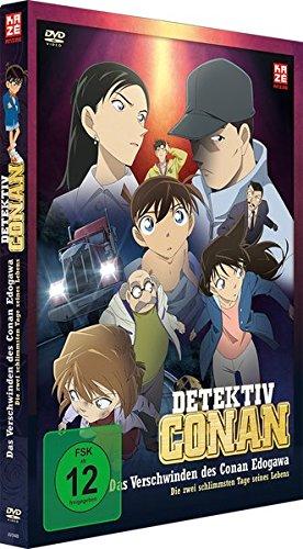 Detektiv Conan Das Verschwinden des Conan Edogawa/Die zwei schlimmsten Tage seines Lebens (Limited Edition)