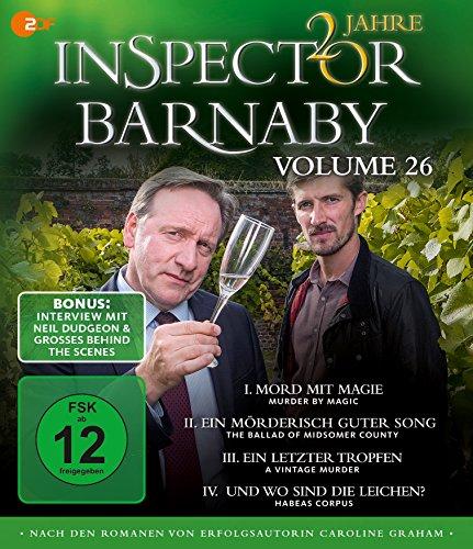 Inspector Barnaby Vol.26 [Blu-ray]