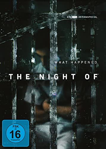 The Night of 3 DVDs