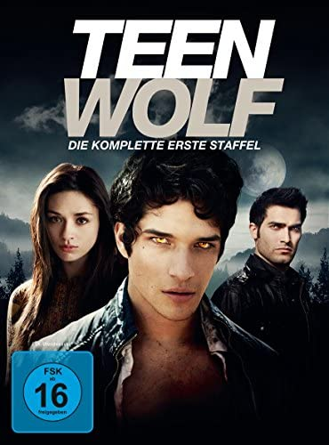 Teen Wolf Staffel 1 (4 DVDs)