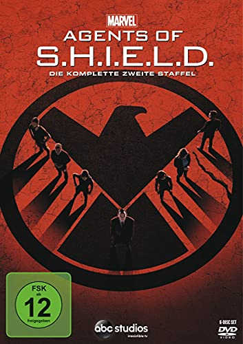 Marvel's Agents of S.H.I.E.L.D. Staffel 2 (6 DVDs)
