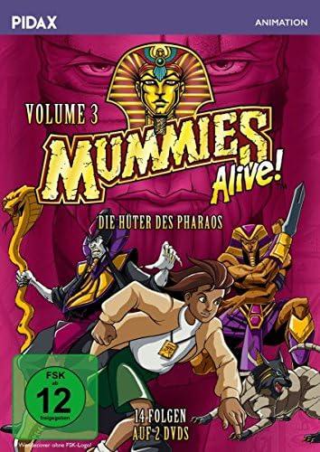 Mummies Alive - Die Hüter des Pharaos,