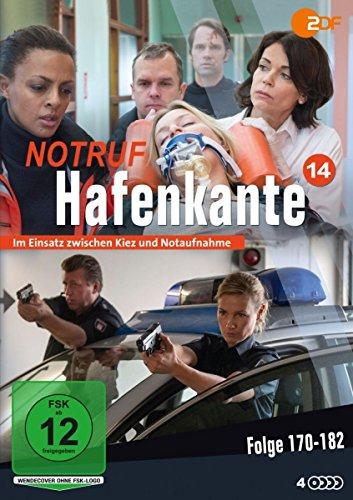 Notruf Hafenkante, Vol.14: Folge 170-182 (4 DVDs)