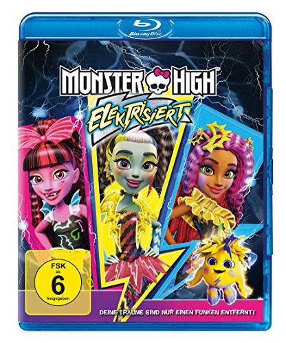 Monster High Electrified [Blu-ray]
