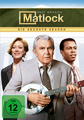 Matlock Season 4 (6 DVDs)