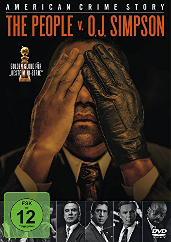 American Crime Story: The People V. O.J. Simpson Staffel 1 (4 DVDs)