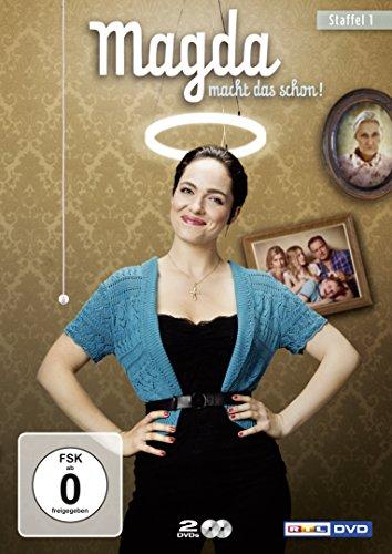 Magda macht das schon! Staffel 1 (2 DVDs)