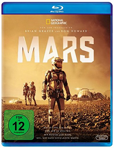 MARS Staffel 1 [Blu-ray]