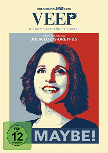 Veep Staffel 5 (2 DVDs)