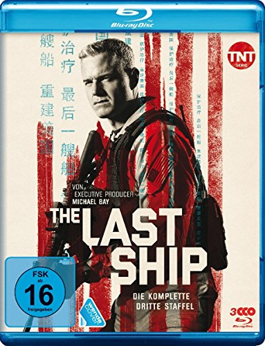The Last Ship Staffel 3 [Blu-ray]