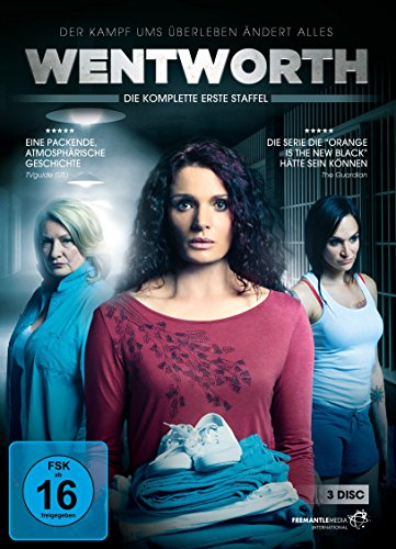 Wentworth Staffel 1 (3 DVDs)