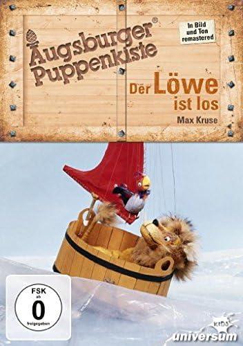 Augsburger Puppenkiste Der Löwe ist los