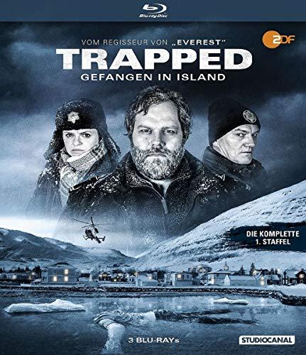 Trapped - Gefangen in Island: Staffel 1 [Blu-ray]
