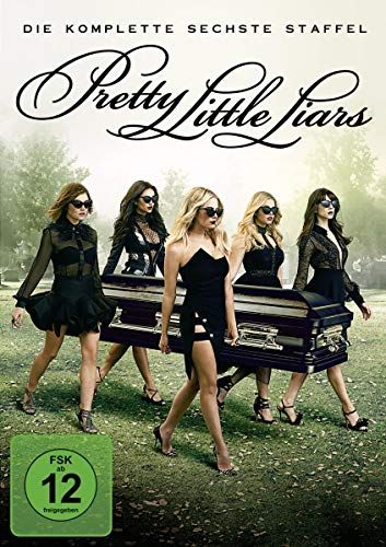 Pretty Little Liars Staffel 6 (5 DVDs)