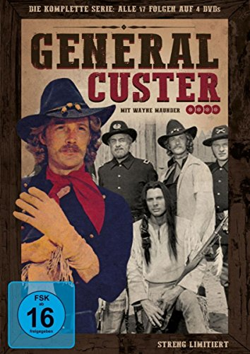 General Custer Die komplette Serie (Limited Edition) (4 DVDs)