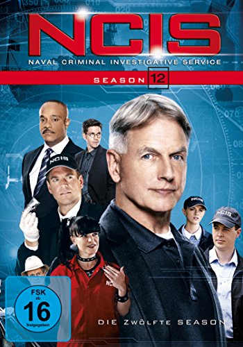 Navy CIS Season 12 (6 DVDs)