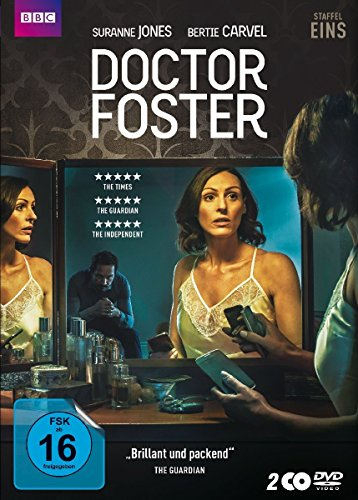 Doctor Foster Staffel 1 (2 DVDs)