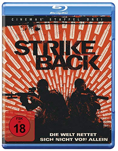 Strike Back Staffel 3 [Blu-ray]