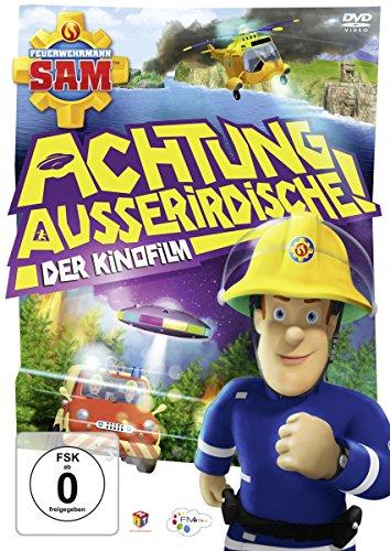 Feuerwehrmann Sam Achtung Außerirdische! (Kinofilm)
