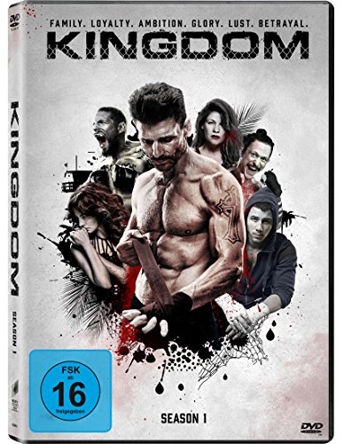 Kingdom Staffel 1 (3 DVDs)
