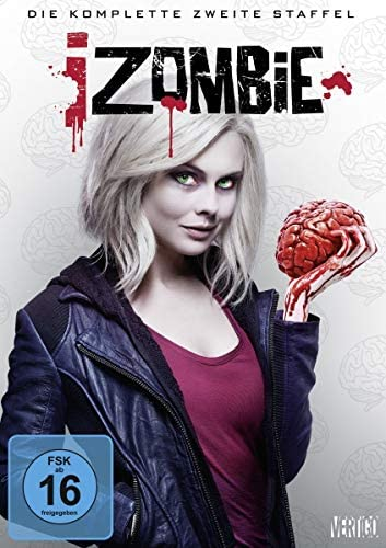iZombie Staffel 2 (4 DVDs)