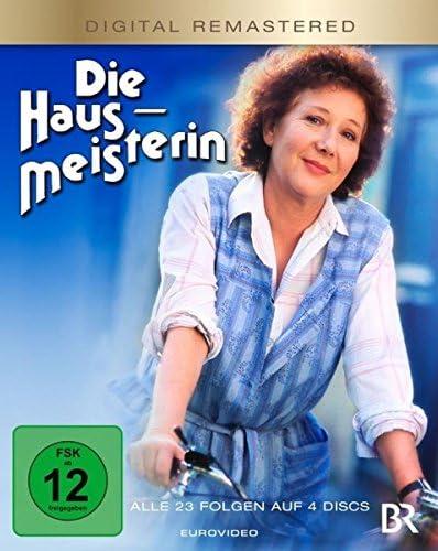 Die Hausmeisterin Teil 1-6 [Blu-ray]