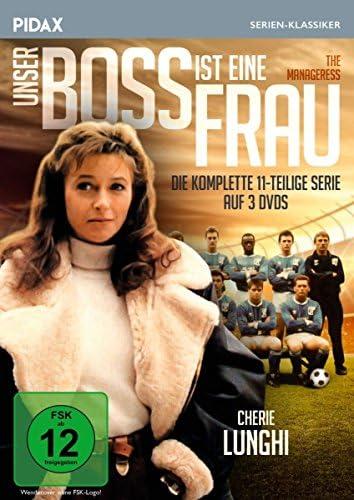 Unser Boss ist eine Frau 3 DVDs