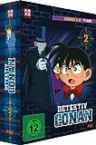 Detektiv Conan - Die TV Serie: Box 2 (3 DVDs)