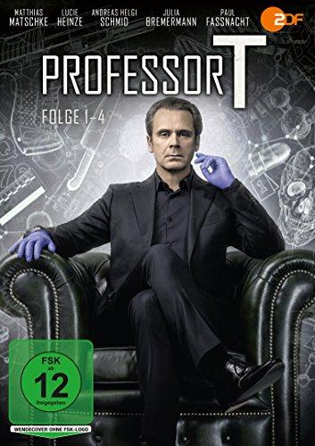 Professor T. Vol. 1 (Folge 1-4) (2 DVDs)