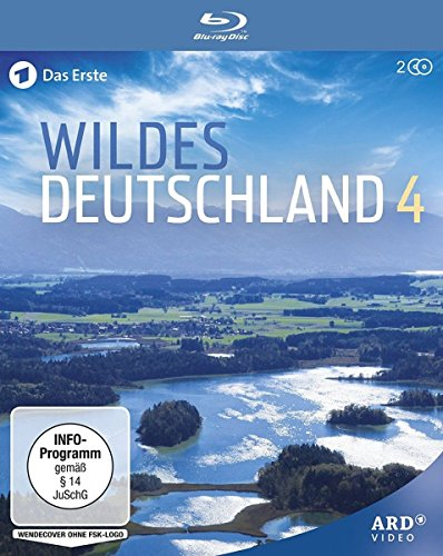 Wildes Deutschland Staffel 4 [Blu-ray]