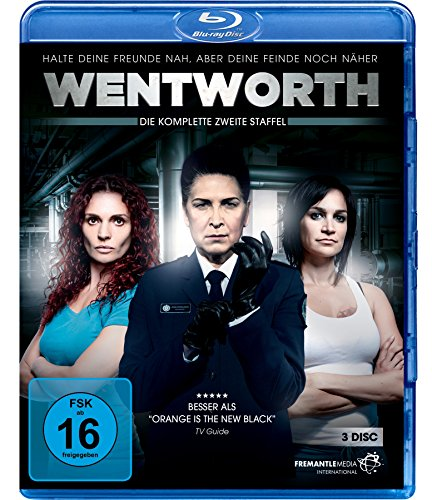 Wentworth Staffel 2 [Blu-ray]