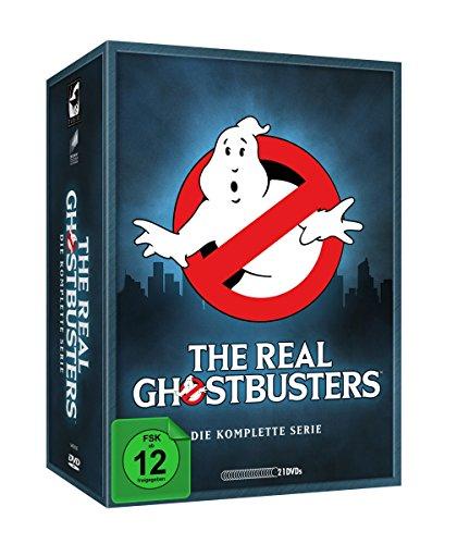 The Real Ghostbusters Die komplette Serie (21 DVDs)
