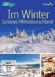 Mitteldeutschland im Winter