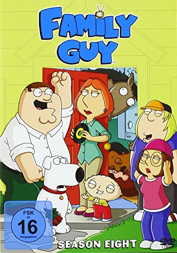 Family Guy Season  8 (3 DVDs)