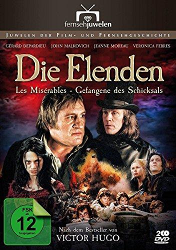 Die Elenden - Gefangene des Schicksals (2 DVDs)