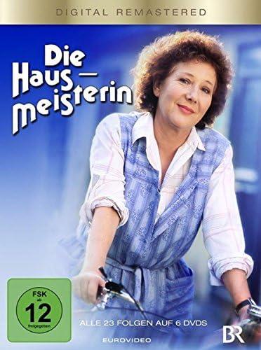 Die Hausmeisterin Teil 1-6 (Digital Remastered) (6 DVDs)