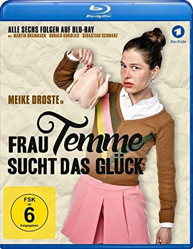 Frau Temme sucht das Glück Blu-ray