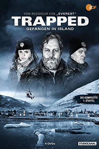 Trapped - Gefangen in Island: Staffel 1 (4 DVDs)