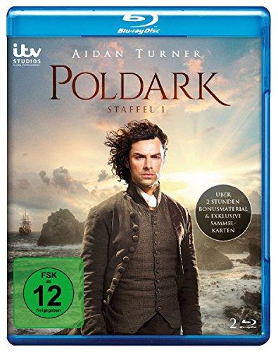 Poldark Staffel 1 [Blu-ray]