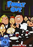 Family Guy - Season 10 (3 DVDs)