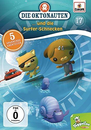 Die Oktonauten, Vol.17: Die Oktonauten und die Surfer-Schnecken